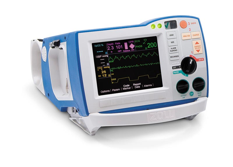 Zoll Cardiac Monitor