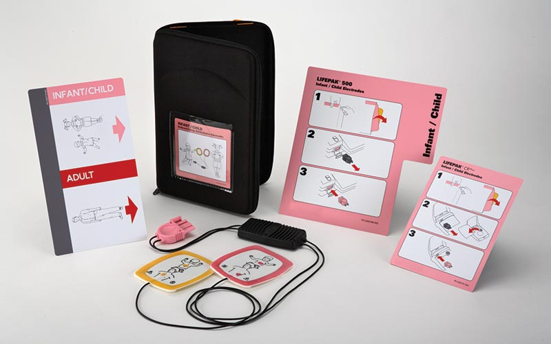 Lifepak Accessory Adult Child Aed