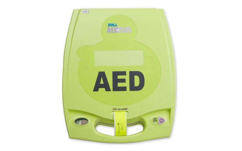 Zoll Aed Plus Front