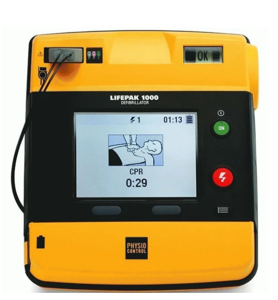 Lifepak 1000 Nov 2020